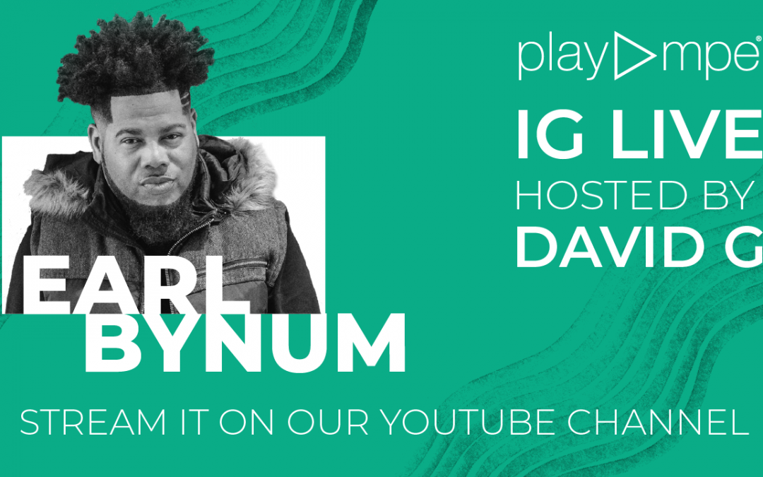 Watch IG Live with David G. Featuring gospel artist Earl Bynum